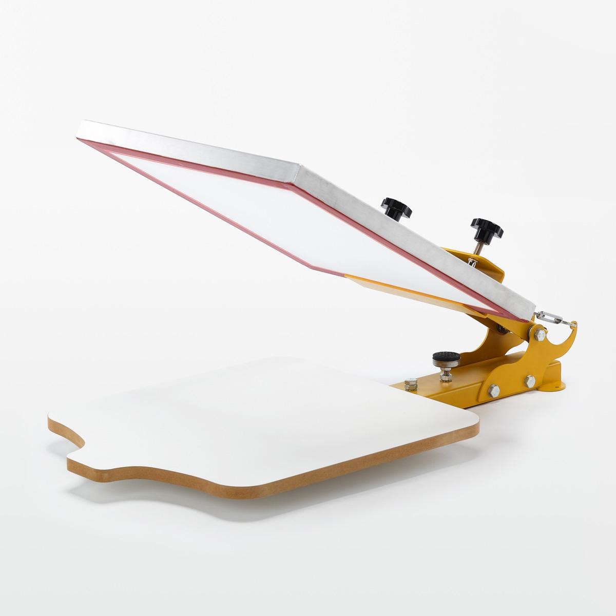 HDT150-siebdruckmaschine-Textildruck